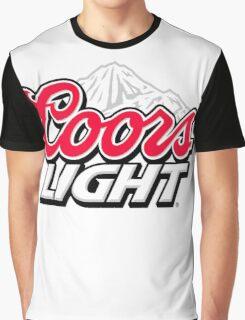 Coors Light [Beer] Graphic T-Shirt