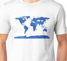 sdd World Map 1J Unisex T-Shirt
