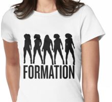 Formation Ladies Womens Fitted T-Shirt