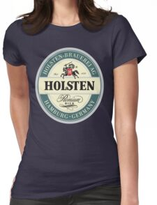 Holsten Beer Womens Fitted T-Shirt