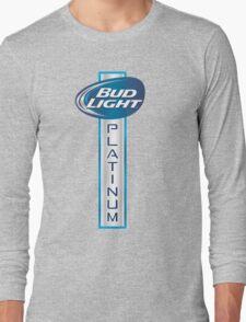 Bud Light Platinum Long Sleeve T-Shirt