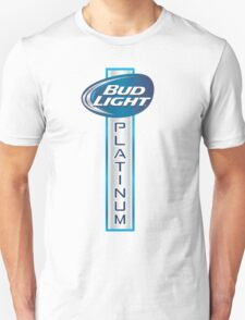 Bud Light Platinum Unisex T-Shirt