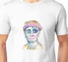 Watercolor Buscemi Unisex T-Shirt