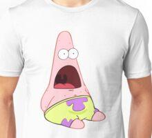 Patrick Shocked Unisex T-Shirt