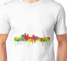 Des Moines, Iowa Skyline - SG Unisex T-Shirt