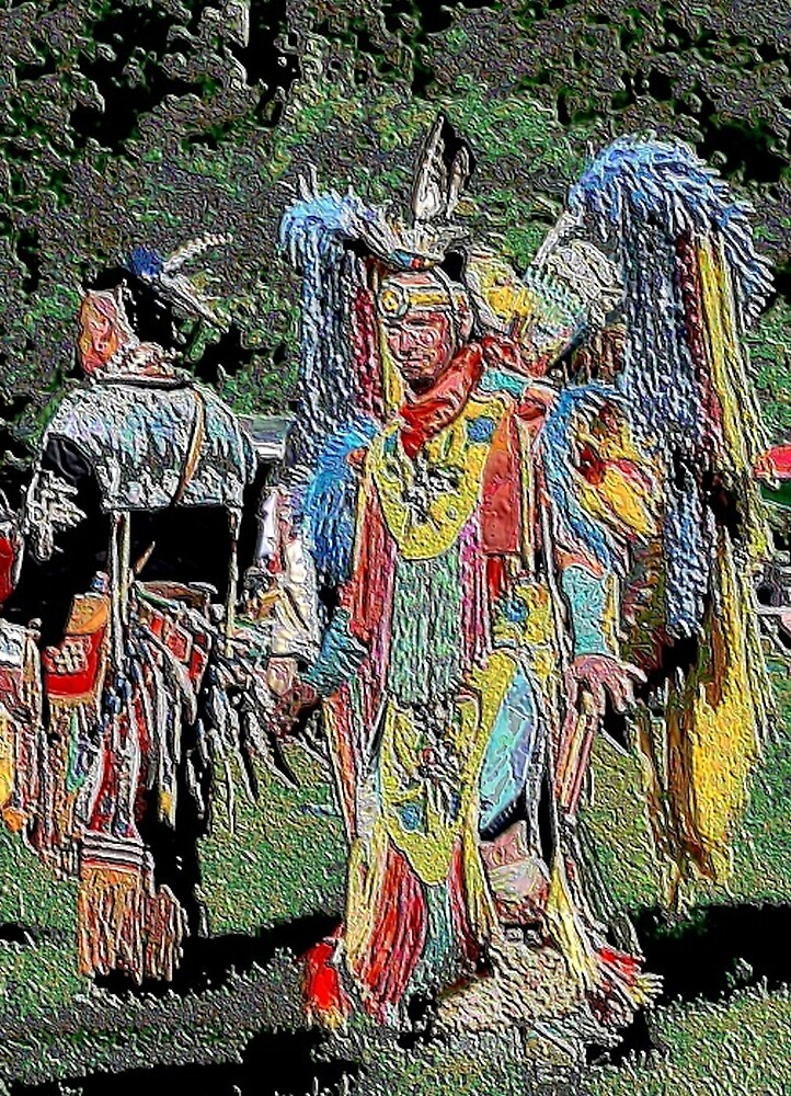 NATIVE AMERICANS by BOLLA67