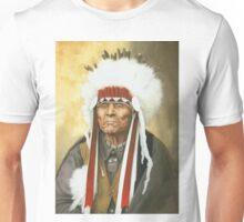 American Indian War Chief Unisex T-Shirt
