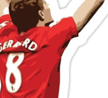 Gerrard Sticker