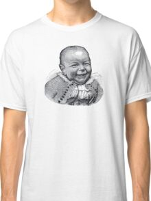 Vintage Ugly Baby Classic T-Shirt