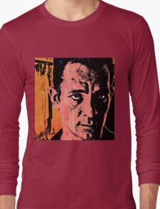 JACK KEROUAC (COLOUR) Long Sleeve T-Shirt