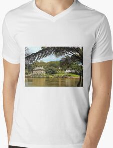 The Stone Store Mens V-Neck T-Shirt