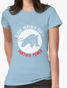 THE BLACK PANTHER PARTY Womens T-Shirt