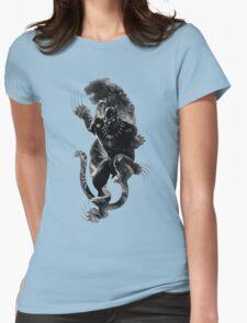 Black Panthera Womens T-Shirt