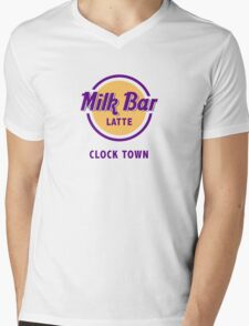 MILK BAR APPAREL - LEGEND OF ZELDA  Mens V-Neck T-Shirt
