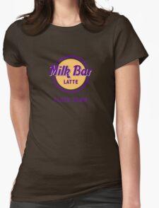 MILK BAR APPAREL - LEGEND OF ZELDA  Womens Fitted T-Shirt