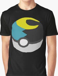 Moon Ball Graphic T-Shirt
