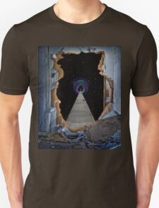 The Search for Happiness Unisex T-Shirt