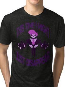 Lewis - Lyrics Tri-blend T-Shirt