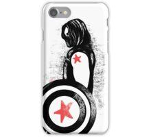 He's A Ghost iPhone Case/Skin