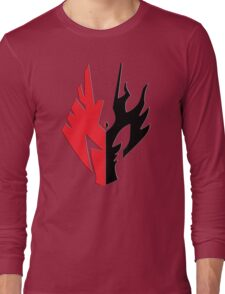 Mirror Mirror! Long Sleeve T-Shirt