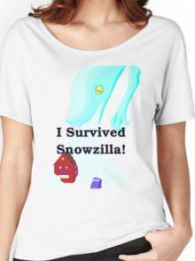 Snowzilla Women's Relaxed Fit T-Shirt