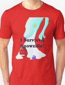 Snowzilla Unisex T-Shirt