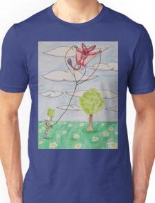 Kite Flying Unisex T-Shirt