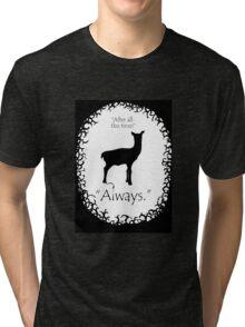 Always Snape Tri-blend T-Shirt