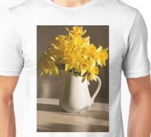 Daffodil Filled Jug Unisex T-Shirt