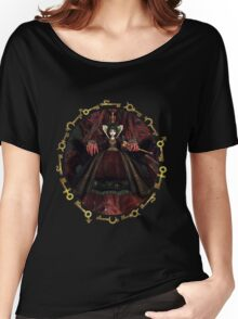 Alice: Madness Returns-Queen of Hearts Women's Relaxed Fit T-Shirt