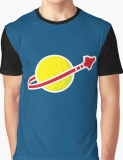 80's Space Bricks Graphic T-Shirt