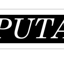 PUTA Sticker