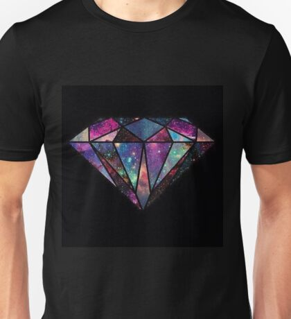 Diamond Nebula Unisex T-Shirt
