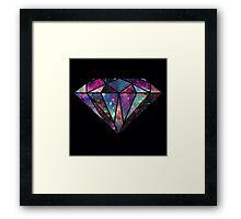 Diamond Nebula Framed Print