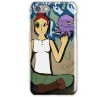 Spinny Octo iPhone Case/Skin