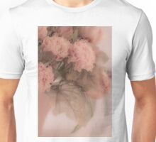 Dried Pink Peonies Unisex T-Shirt
