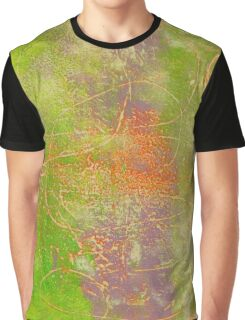 Amethyst 5 - Green Tint Graphic T-Shirt