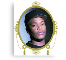 The Chronic by Dr. Dre Canvas Print