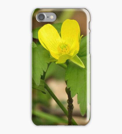 Fill Me Up, Buttercup iPhone Case/Skin