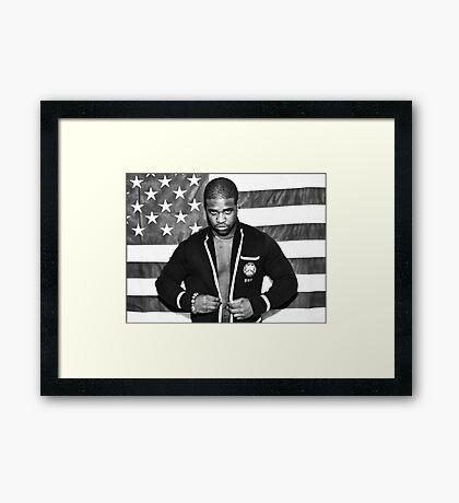 A$AP Ferg Framed Print