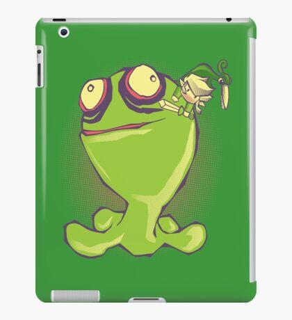 A LITTLE MIGHTY BATTLE iPad Case/Skin