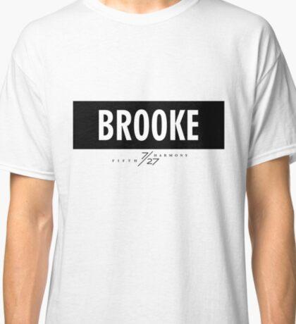 Brooke 7/27 - Black Classic T-Shirt