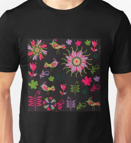 cute seamless Unisex T-Shirt
