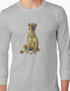 Spotted hyena Long Sleeve T-Shirt