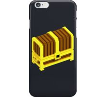 Voxel Chest iPhone Case/Skin