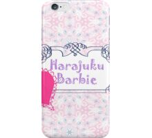 Harajuku Barbie iPhone Case/Skin