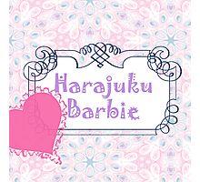 Harajuku Barbie Photographic Print