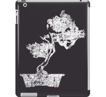 Bonsai - White iPad Case/Skin