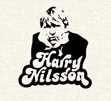 The Incredible Harry Nilsson Zipped Hoodie