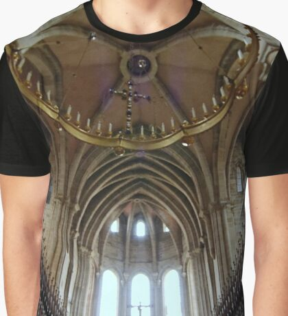 Cathedral, Bamberg 20 Graphic T-Shirt